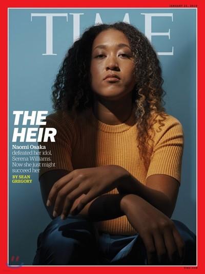 Time (주간) - Asia Ed. 2019년 01월 21일