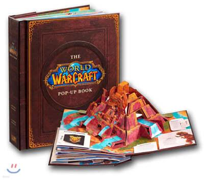The World of Warcraft Pop-up Book 월드 오브 워크래프트 팝업북