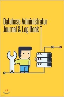 Database Administrator Journal & Log Book