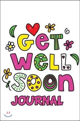 Get Well Soon Journal