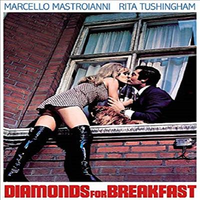 Diamonds For Breakfast (1968) (다이아몬드 포 블랙퍼스트)(지역코드1)(한글무자막)(DVD)