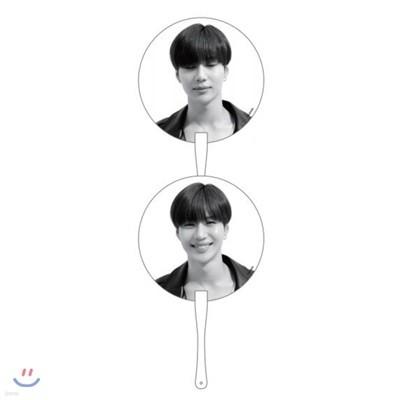 SHINee SPECIAL PARTY - THE SHINING 렌티큘러부채 [태민]