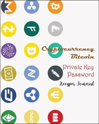 Cryptocurrency Bitcoin Private Key Password Keeper Journal