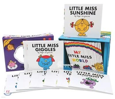EQ의 천재들 리틀 미스 원서 38권 세트 : Little Miss : The Complete Collection