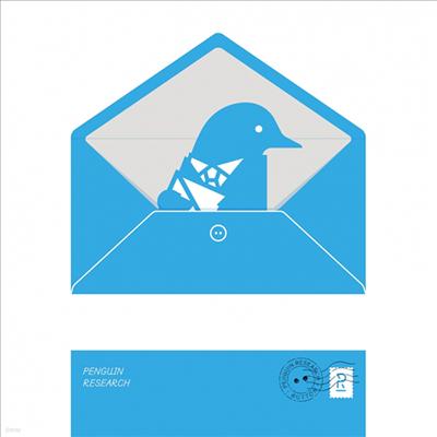 Penguin Research (펭귄 리서치) - ボタン (CD)