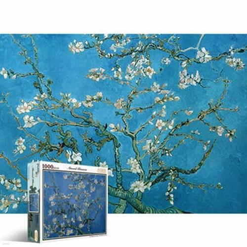 꽃이 핀 아몬드 나무 [1000피스/직소퍼즐/명화/PL1146]