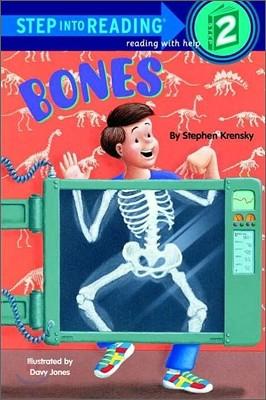 Step Into Reading 2 : Bones
