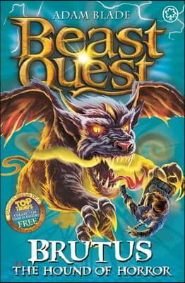 Beast Quest: 63: Brutus the Hound of Horror