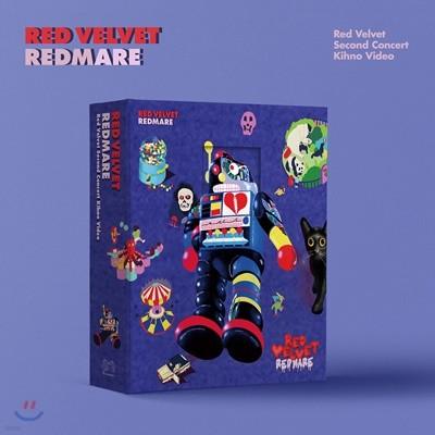 레드벨벳 (Red Velvet) - Red Velvet 2nd Concert [REDMARE] [키노 비디오]