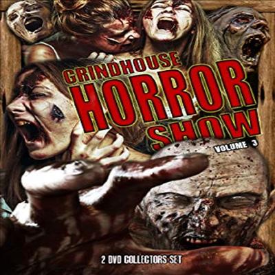 Grindhouse Horror Show 3 (그라인드하우스 호러 쇼 3|)(지역코드1)(한글무자막)(DVD)