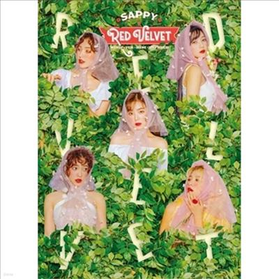 레드벨벳 (Red Velvet) - Sappy (호화 Box+Booklet) (초회한정반)(CD)
