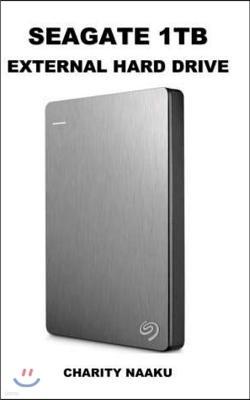 Seagate 1tb External Hard Drive: Passport Ultra 1tb Portable External USB 3.0 Hard Drive.