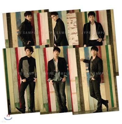 2PM L홀더 파일 세트 [YES24 단독판매]