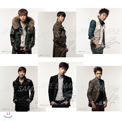 2PM  마우스 패드 [YES24 단독판매]