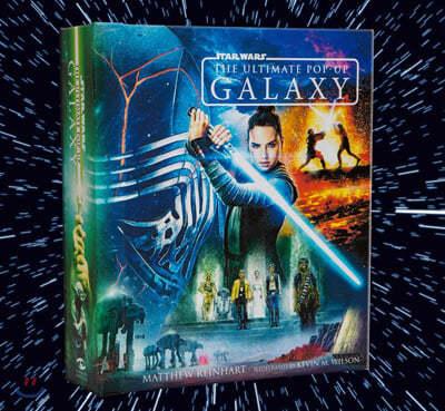 스타워즈 얼티밋 팝업북 Star Wars : The Ultimate Pop-up Galaxy