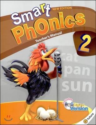 Smart Phonics 2 : Teacher's Manual (New Edition)