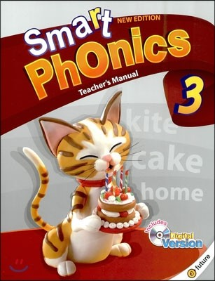 Smart Phonics 3 : Teacher's Manual (New Edition)