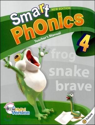 Smart Phonics 4 : Teacher's Manual (New Edition)