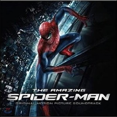 The Amazing Spider-Man (어메이징 스파이더맨) OST (Music By James Horner)