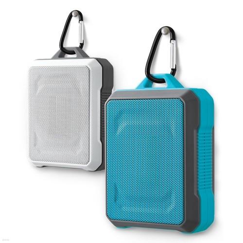 엑토 캐리 미니 휴대용 방수 블루투스 스피커 BTS-21