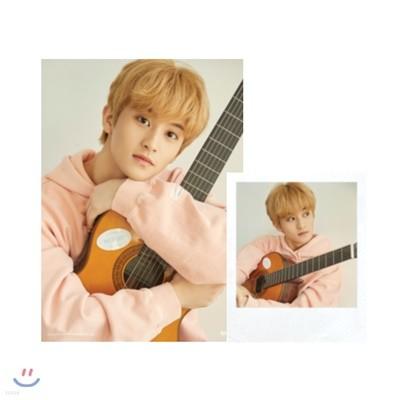 NCT 127 [2019 SUMMER VACATION KIT] - 엽서+폴라로이드SET [마크]