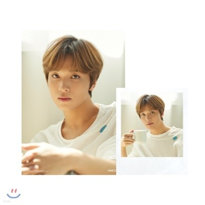 NCT 127 [2019 SUMMER VACATION KIT] - 엽서+폴라로이드SET [해찬]