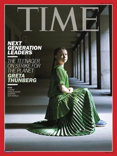 Time (주간) - Asia Ed. 2019년 05월 27일
