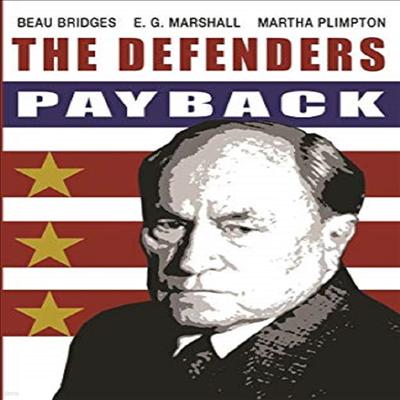 Defenders: Payback (디펜더스 - 페이백) (Mono) (지역코드1)(한글무자막)(DVD-R)