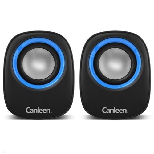 캔린 Canleen CDS-100 2채널 USB PC 스피커