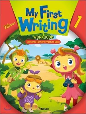 My First Writing 1 Workbook, 2/E