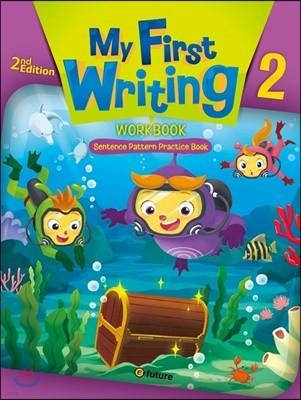 My First Writing 2 Workbook, 2/E