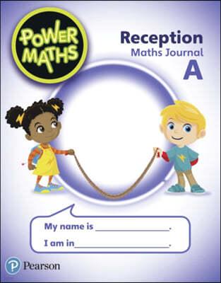 Power Maths Reception Pupil Journal A