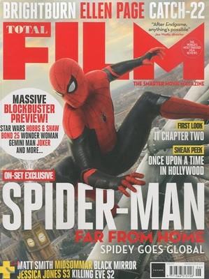 Total Film (월간) : 2019년 06월15일 : '스파이더맨 파 프롬 홈' 기사 수록
