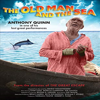 Old Man And The Sea (노인과 바다)(지역코드1)(한글무자막)(DVD)
