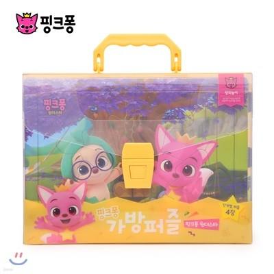 핑크퐁 원더스타 가방퍼즐