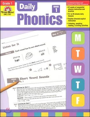 Daily Phonics Grade 1 : Teacher's Edition