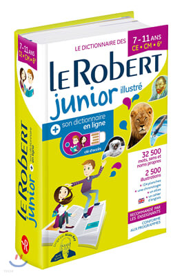 Le Robert Junior (+CLE USB)