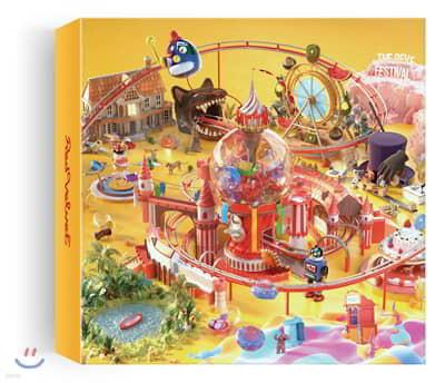 레드벨벳 (Red Velvet) - 미니앨범 : The ReVe Festival Day 1 [스마트 뮤직 앨범(키노앨범)]