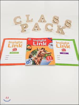 Insight Link Starter 1 Class Pack