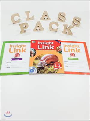Insight Link Starter 3 Class Pack