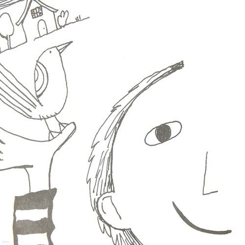 이부 드로잉북 2편 멜리사스위트 /7세이상 그림그리기