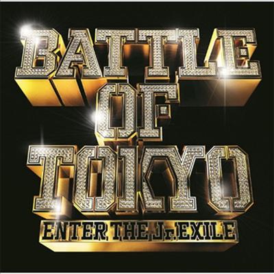 Generations, The Rampage, Fantastics, Ballistik Boyz From Exile Tribe - Battle Of Tokyo -Enter The Jr.Exile- (CD+DVD)