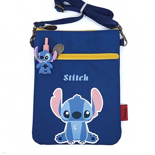 디즈니 Disney 스티치 Stitch 크로스백 (디즈니 캐릭터 샤프 증정)
