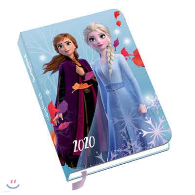 Frozen 2 2020 Diary - Official Keepsake 2020 Diary