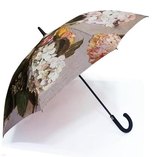 명화_우블리-앙리 수국화 65우산양산겸용 멜빵자동우산