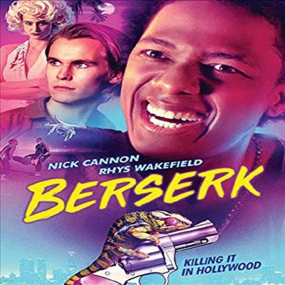Berserk (베르세르크)(지역코드1)(한글무자막)(DVD)