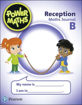 Power Maths Reception Pupil Journal B