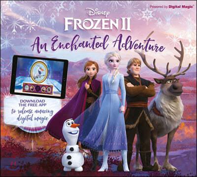 Frozen 2 : An Enchanted Adventure 디즈니 겨울왕국 2 (증강현실 앱 다운로드 포함)