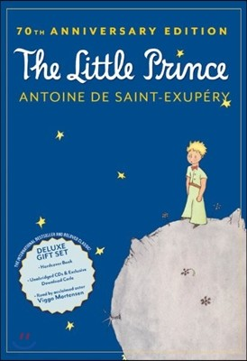 The Little Prince [With CD (Audio)]