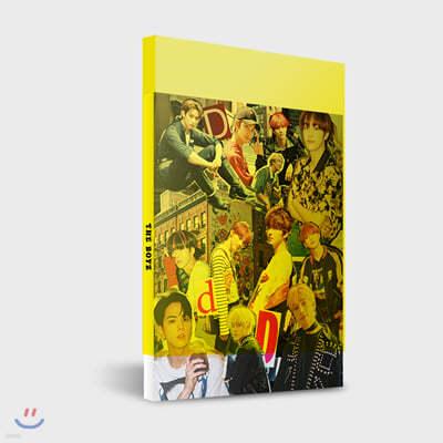 더보이즈 (The Boyz) - 미니앨범 4집 : DreamLike [DIY/Dreamlike/Day ver. 중 랜덤 출고]